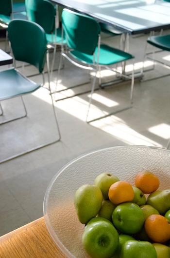 NECI cafeteria