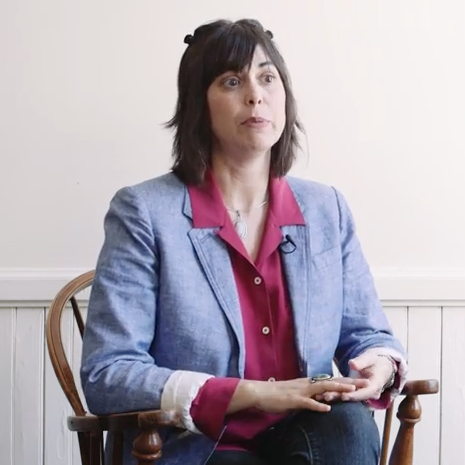 Faculty Chair Trinie Dalton Talks About the Residential MFA in Writing & Publishing Program