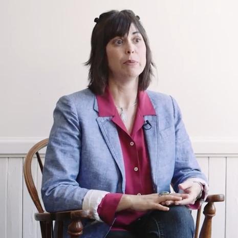 Faculty Chair Trinie Dalton Talks About the Residential MFA in Writing & Publishing Program